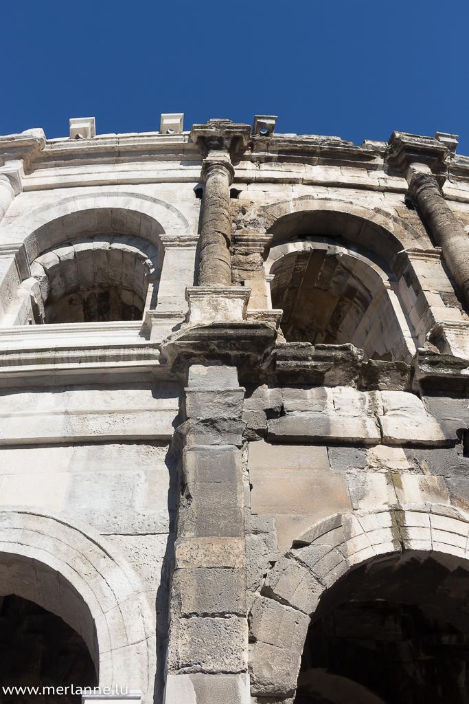 Nîmes - Amphitheater